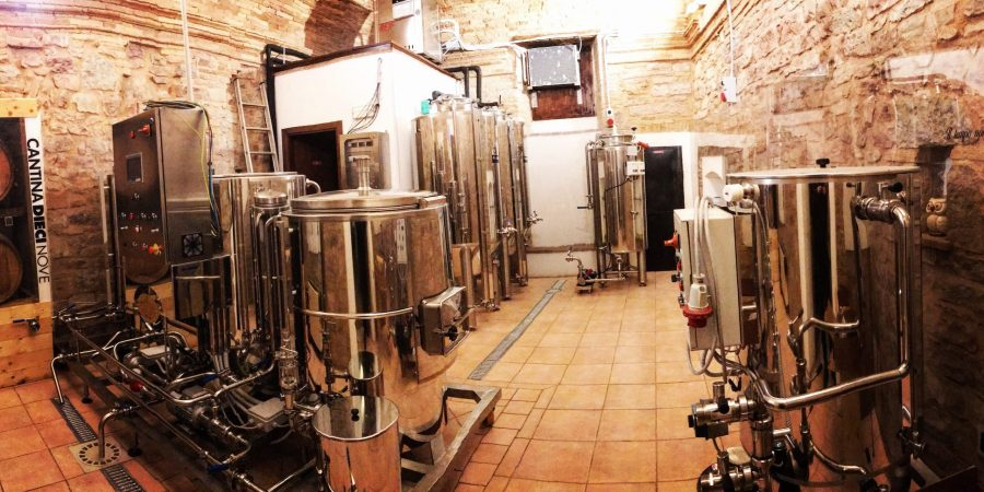 THE HEART OF OUR BREWERY