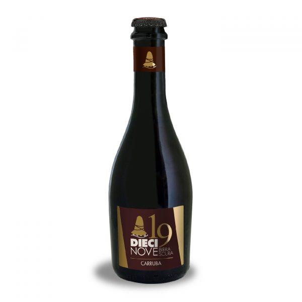 Carruba Fruit Brown Ale 33cl