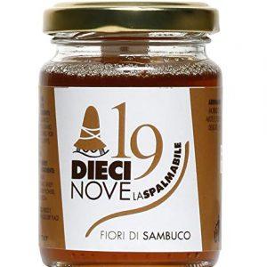 "100g jar di spalmabile ""fiori di sambuco"""